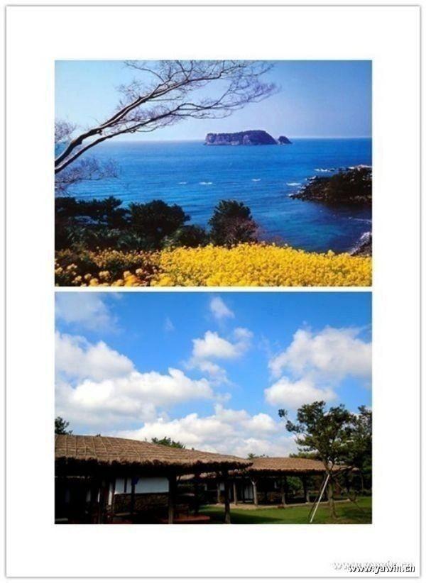 【龙头海岸】(约60分钟),这里的风景充满神秘奇异色彩,面临大海的海岸